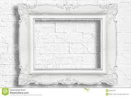 white antique picture frames. Cadre Baroque Blanc Photo Stock Image Du D 233 Coratif White Antique Picture Frames
