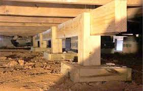 Pier And Beam Foundation Design Pier And Beam Foundation To Elevates Your Home Above The