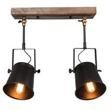 track lighting spotlights. Image Is Loading LNC-Wood-Close-to-Ceiling-Track-Lighting-Spotlights- Track Lighting Spotlights I