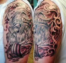 тату в скандинавском стиле скандинавские татуировки 178 фото и эскизов