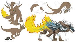 Digimon Chart Sketch Weasyl