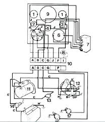 volvo penta starter motor wiring diagram volvo penta wiring diagrams Volvo Penta AQ125B Engines at Volvo Penta Starter Motor Wiring Diagram