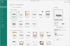 Microsoft Templates For Publisher Newsletter Templates Microsoft Publisher Free Templates