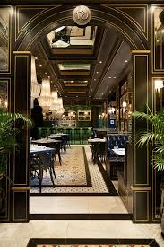 Add this luxury restaurant lighting design selection to your own  inspirations for your next interior design