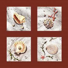 Seashell Collection Iv By Irina Sztukowski