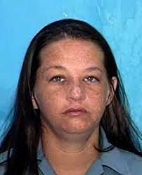 SHARRON J FRITZ Inmate P18691: Florida DOC Prisoner Arrest Record