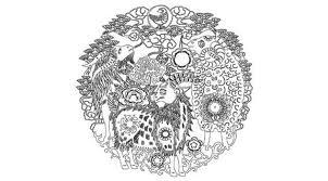 Disegni E Pennarelli è Colorare Il Nuovo Anti Stress Must Have