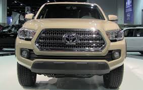 Could there be a Toyota Tacoma Diesel in our future? - The Fast ...
