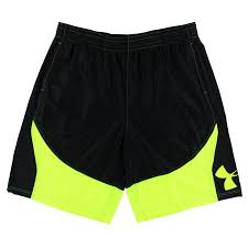 under armour mens shorts. under armour mens mo money basketball shorts black