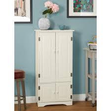 tall kitchen cabinet storage organizer furniture bathroom buffet pantry hutch