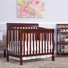 All In One Crib Afg Baby Desiree 4 In 1 Convertible Crib White Walmartcom