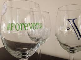vinyl wine glass vinyl decals for wine glasses vinyl lettering for wine glasses