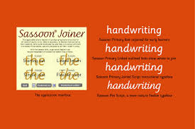Rosemary sassoon handwriting