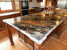 Kitchen Renovation Projects - Granite kitchen