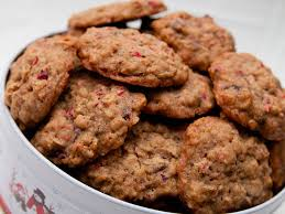 double chocolate cranberry oatmeal cookies recipe