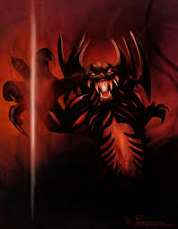 nevermore the shadow fiend by fenrirsha on deviantart