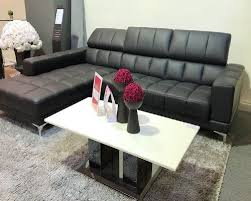 dante 5331l 3 seater l shaped leather