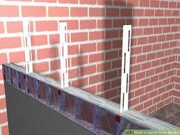 image titled install glass blocks step 6