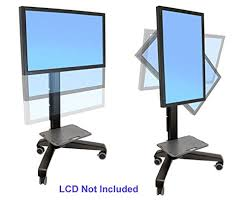 Ergotron Neo Flex Display Stand Mesmerizing Ergotron NeoFlex Display Stand 32 To 32 Screen Support 32 Lb