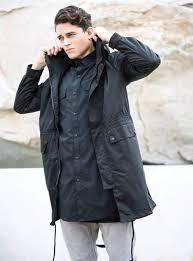 Light Grey Mens Parka Stylish Ways To Wear A Parka Jacket