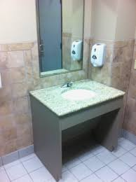 wheelchair accessible bathroom sinks. Wheelchair Accessible Bathroom Vanity Lovely Best Good Home Sinks F
