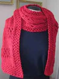 Free Knitting Patterns For Scarves Extraordinary Over 48 Free Knitted Scarf Knitting Patterns At AllCraftsnet