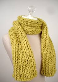 Easy Knit Scarf Pattern Free Simple Inspiration Ideas