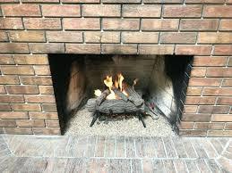 gas log set installation
