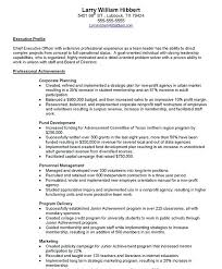 Sample Ceo Resumes Brilliant Executive Assistant To Resume For Your
