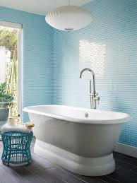 blue bathrooms. Soothing Blue Bath Bathrooms