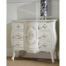 White Antique Furniture Interior Design
