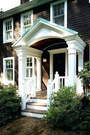 roof over front door home door build gable roof over front portico a large porch usually roof over front door