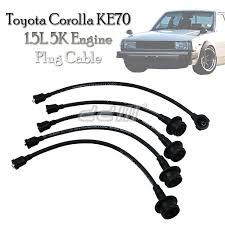 Amazon.com: NEW 8mm Ignition Lead Spark Plug Wire Cable For Toyota ...