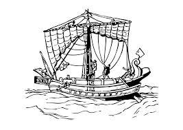 Voc Boot Kleurplaat Kleurplaat Voc Schip Kleurplaten Nl