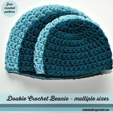 Baby Beanie Crochet Pattern Impressive 48 Adorable Baby Hat Crochet Patterns