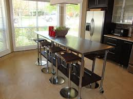 Bar Height Set For Stools Dining Amazing Farm Table Cross Kitchen