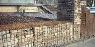 Small Picture gabion landscaping stone wall ideas gabion1 usa gabion