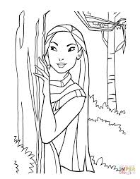 Small Picture 14 printable pocahontas coloring pages Print Color Craft