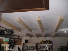 unique garage overhead storage diy 6 diy overhead garage diy overhead garage door storage