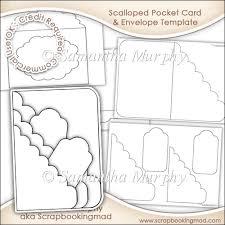Pocket Card Templates Zoro Braggs Co