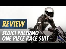 Sedici Race Suit Size Chart Sedici Palermo One Piece Race Suit Review At Cyclegear Com