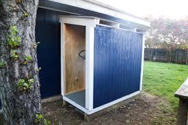 Fur Shed Designs How To Build A Diy Lawn Mower Shed Lawn Mower Storage