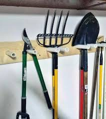 41 clever diy garden tool storage ideas