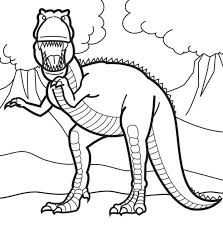 Small Picture Dinosaur Coloring Pages 2 2gif Coloring Pages lightofunity