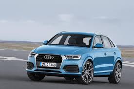 2015 Audi Q3 facelift breaks cover