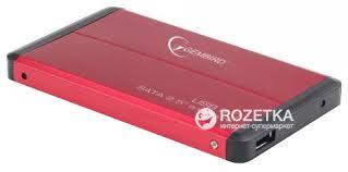 """<b>Внешний</b> карман <b>Gembird</b> для HDD 2.5"""" USB 3.0 (<b>EE2</b>-<b>U3S</b>-<b>2</b>-<b>R</b>)"""