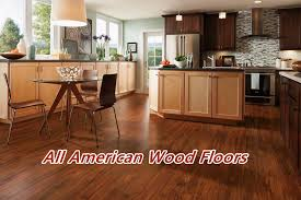 Hardwood Flooring In The Kitchen All American Wood Floors Orlando Winter Park Melbourne