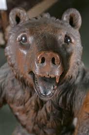 Bear Coat Rack Black Forest Carved Bear Coat Rack or Umbrella Stand For Sale at 100stdibs 87