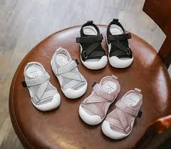 summer new kids shoes flowers baby girls princess little baby girls sandals pink white 1 2 3 4 5 6 7years old
