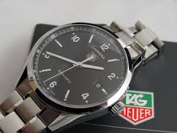tag heuer carrera automatic 2005 secondhand and vintage tag heuer carrera automatic 2005
